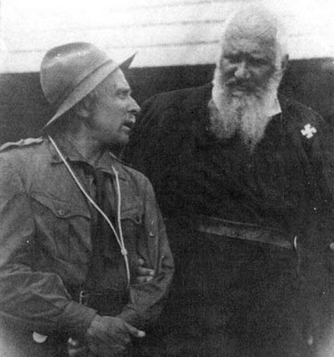 Северин Левицький і Андрей Шептицький