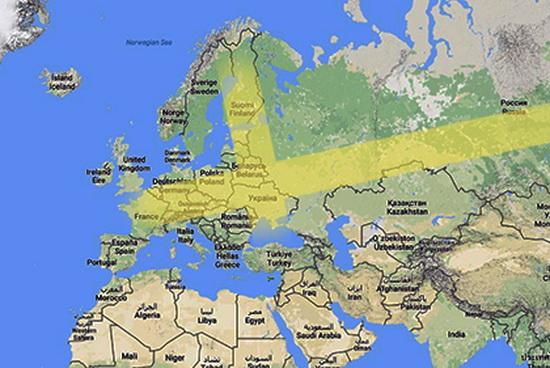 Геополітично-цивілізаційне перехрестя