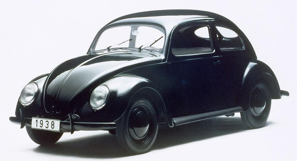 Volkswagen Käfer (укр. Фольксваген Кефер, Фольксваген Жук, офіційна назва Volkswagen Typ 1)