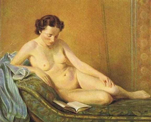 Картина Адольфа Циглера (нім. Adolf Ziegler; 1892–1959) – улюбленого художника Адольфа Гітлера