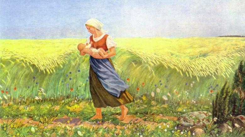 Художник Вольфган Вільріх - Wolfgang Willrich (1897-1948)