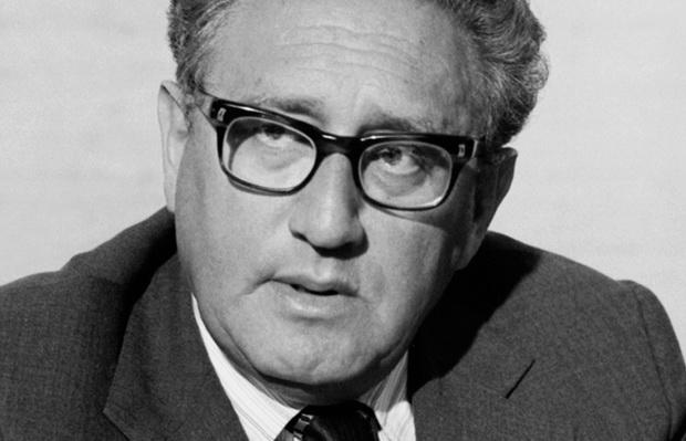 Генрі Алфред Кіссинджер (англ. Henry Alfred Kissinger; 1923 р. н.)