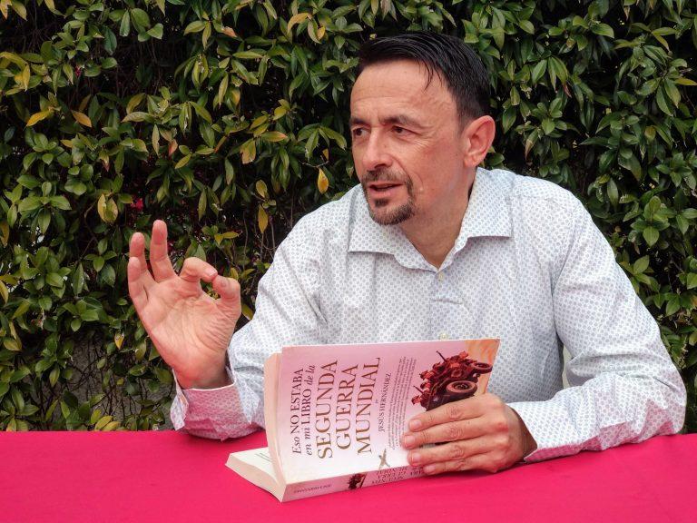 Іспанський історик і журналіст Хесус Ернандес (Jesús Hernández Martínez). Народився в 1966 році у Барселоні.