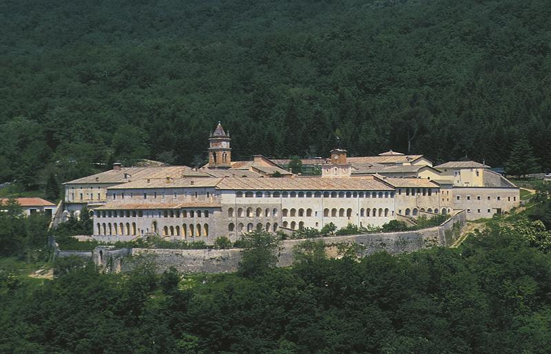 Монастир Трисулті. Фото із Wikipedia