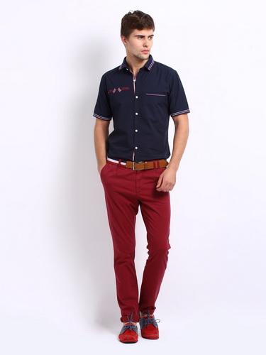 Красиво вельветові штани класичного спокійного кольору виглядають і з  модним піджаком. 4a704db4fc57b
