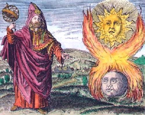 Гермес Трісмегіст розповідає про шлях перетворення пасивного гобіта на сонячну боголюдину.