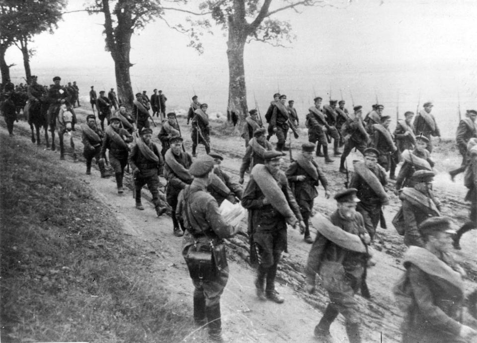17 вересня 1939 року: Червона Армія вторглася на територію Польщі