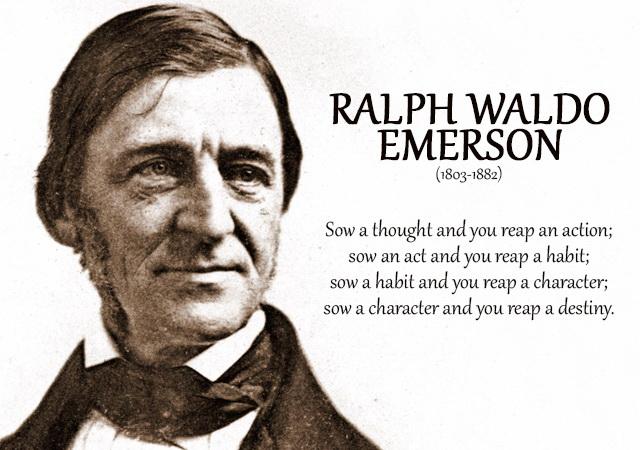 ralph waldo emerson college essay