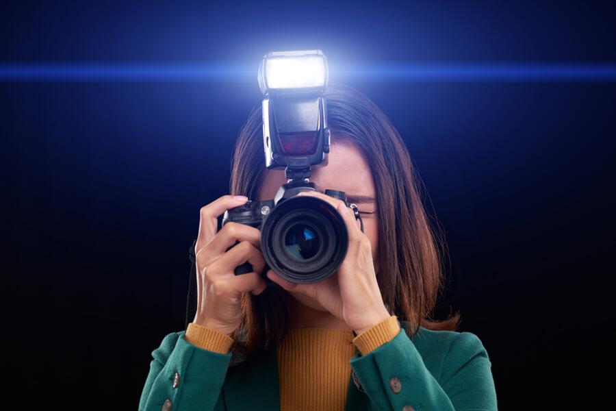 того, чем плохо фотографировать на студии без вспышки обязательно