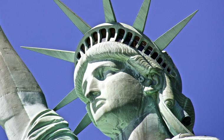 Статуя Свободи (Нью-Йорк, США)
